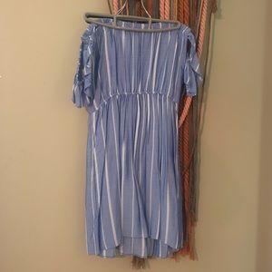 NWOT American Eagle Strapless Dress